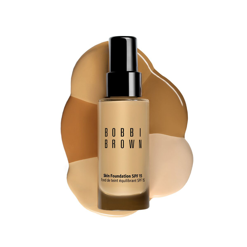 Skin Foundation SPF 15 - Beige