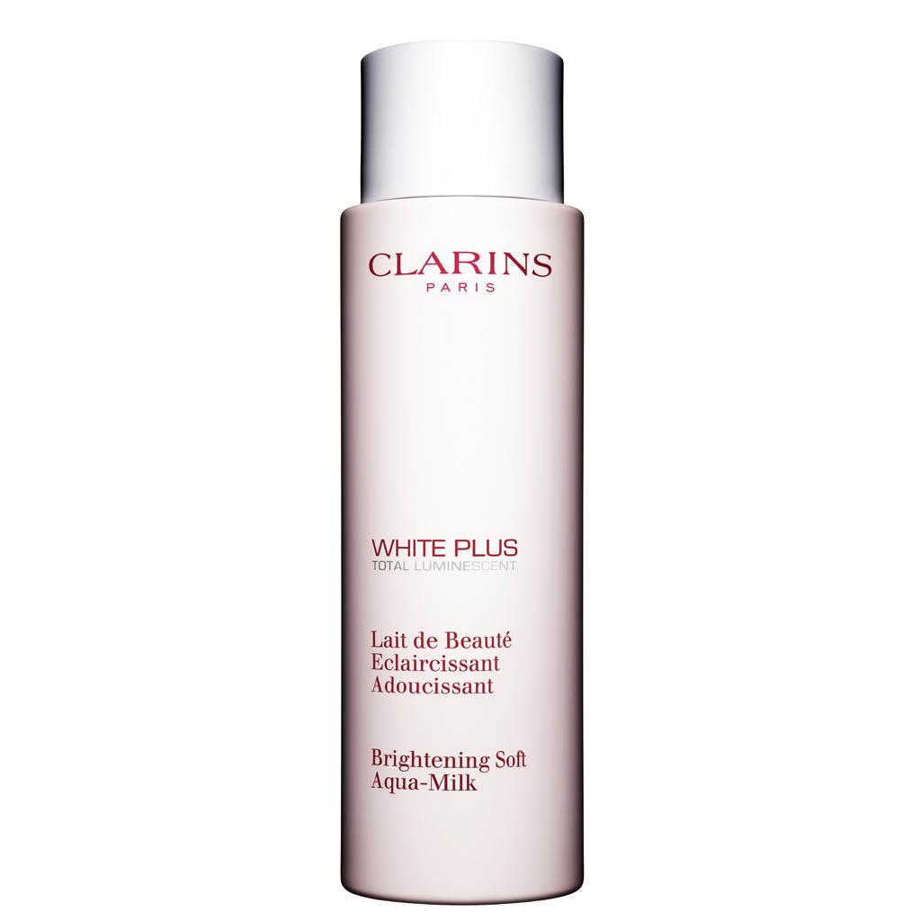 Clarins White Plus Total Luminescent Brightening Soft Aqua Milk Http Rustans Thebeautysource
