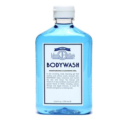 John Allan's Bodywash, Moisturizing Cleansing Gel