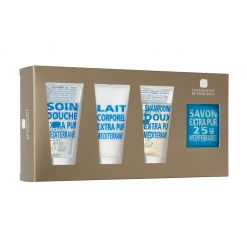Compagnie de Provence Extra Pur Bath Travel Set 30ml Mediterranean
