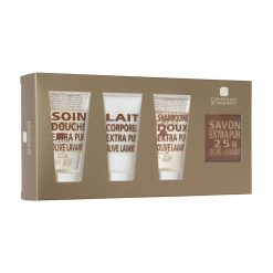 Compagnie de Provence Extra Pur Bath Travel Set 30ml Lavender