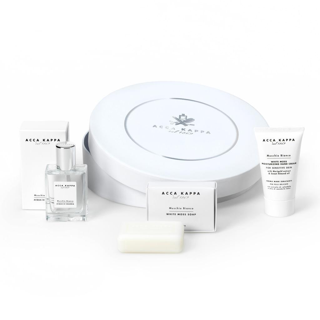 Acca Kappa White Moss Luxury Gift Set 2013