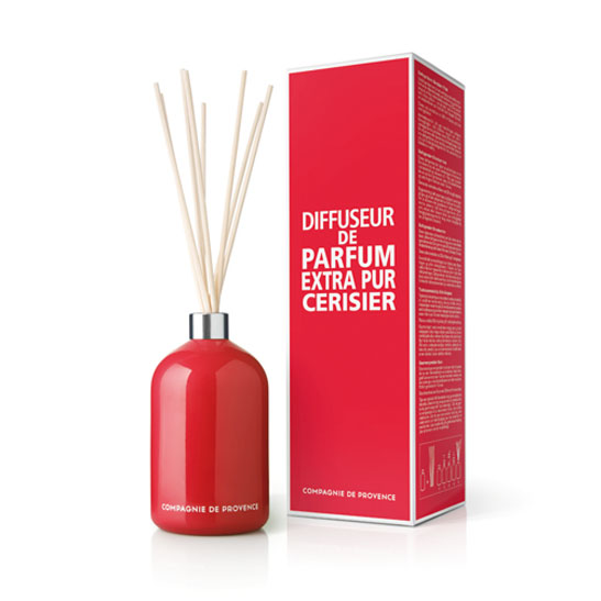 Compagnie De Provence Extra Pur Fragrance Diffuser Cherry Blossom