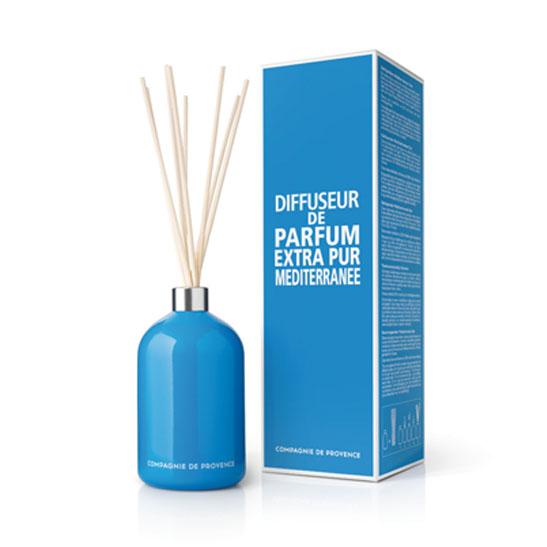 Compagnie De Provence Extra Pur Fragrance Diffuser Mediterranean Sea