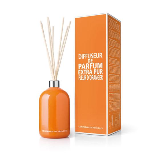 Compagnie De Provence Extra Pur Fragrance Diffuser Orange Blossom