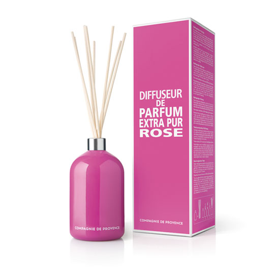 Compagnie de Provence Extra Pur Fragrance Diffuser Wild Rose