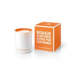 Compagnie De Provence Extra Pur Scented Candle Orange Blossom