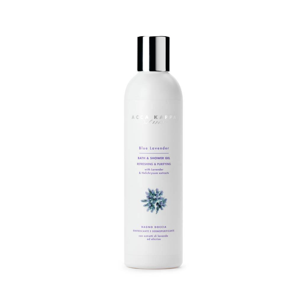 Acca Kappa Blue Lavender Rich Bath & Shower Gel