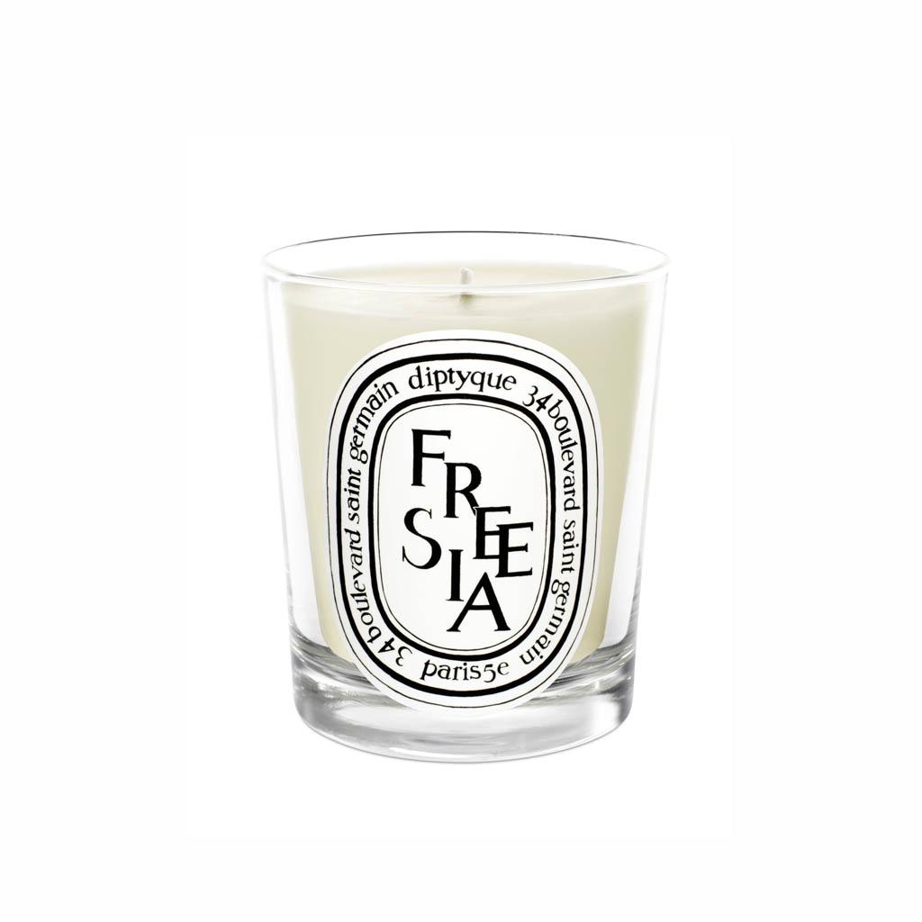 Scented Candle Freesia 6.5oz