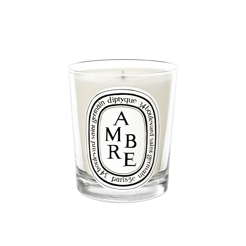 Diptyque Scented Candle Amber