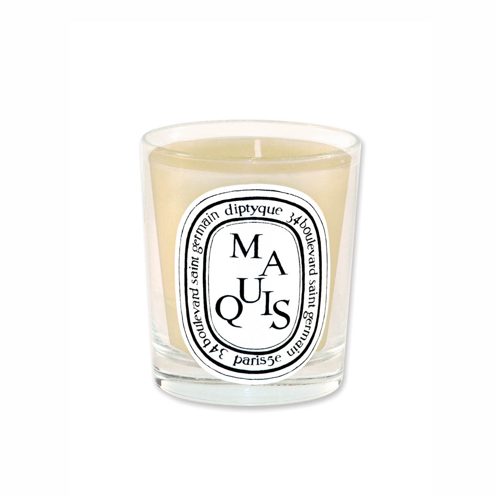 Diptyque scented candle maquis rustan 39 s the beauty for Best scented candle brands