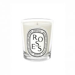Diptyque Scented Candle Roses
