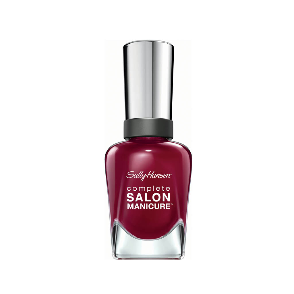 Sally Hansen Complete Salon Red Zin