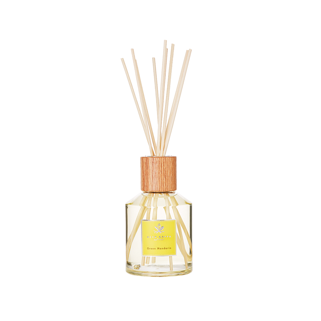 Green Mandarin Home Diffuser With Sticks