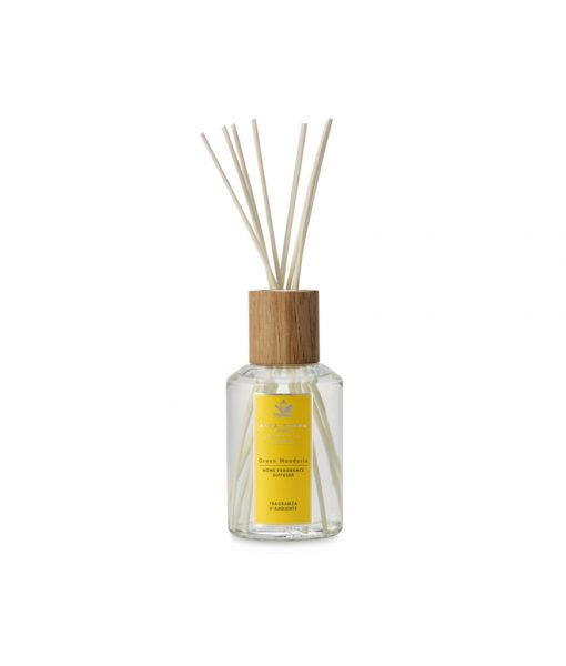 Acca Kappa Green Mandarin Home Diffuser With Sticks