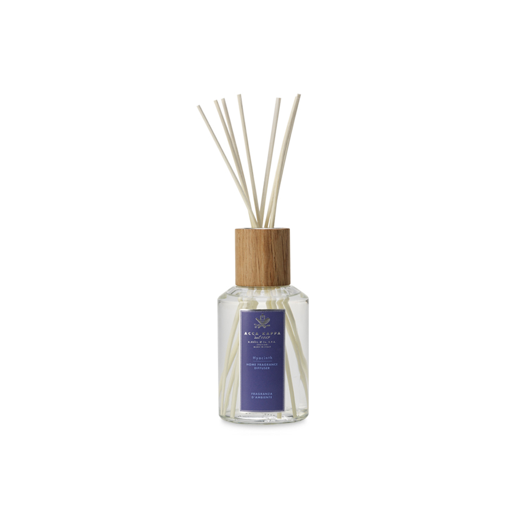 Acca Kappa Hyacinth Home Diffuser With Sticks