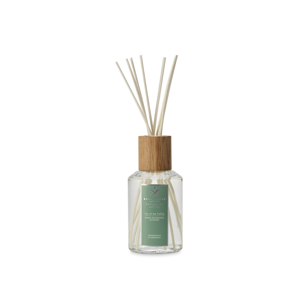 Acca Kappa Lily Of The Valley Home Diffuser With Sticks