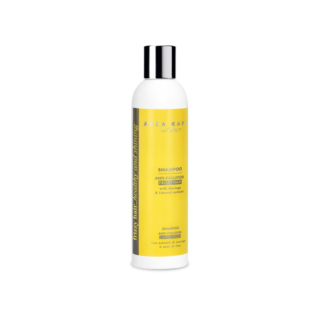 Acca Kappa Anti-Pollution Shampoo for Frizzy Hair