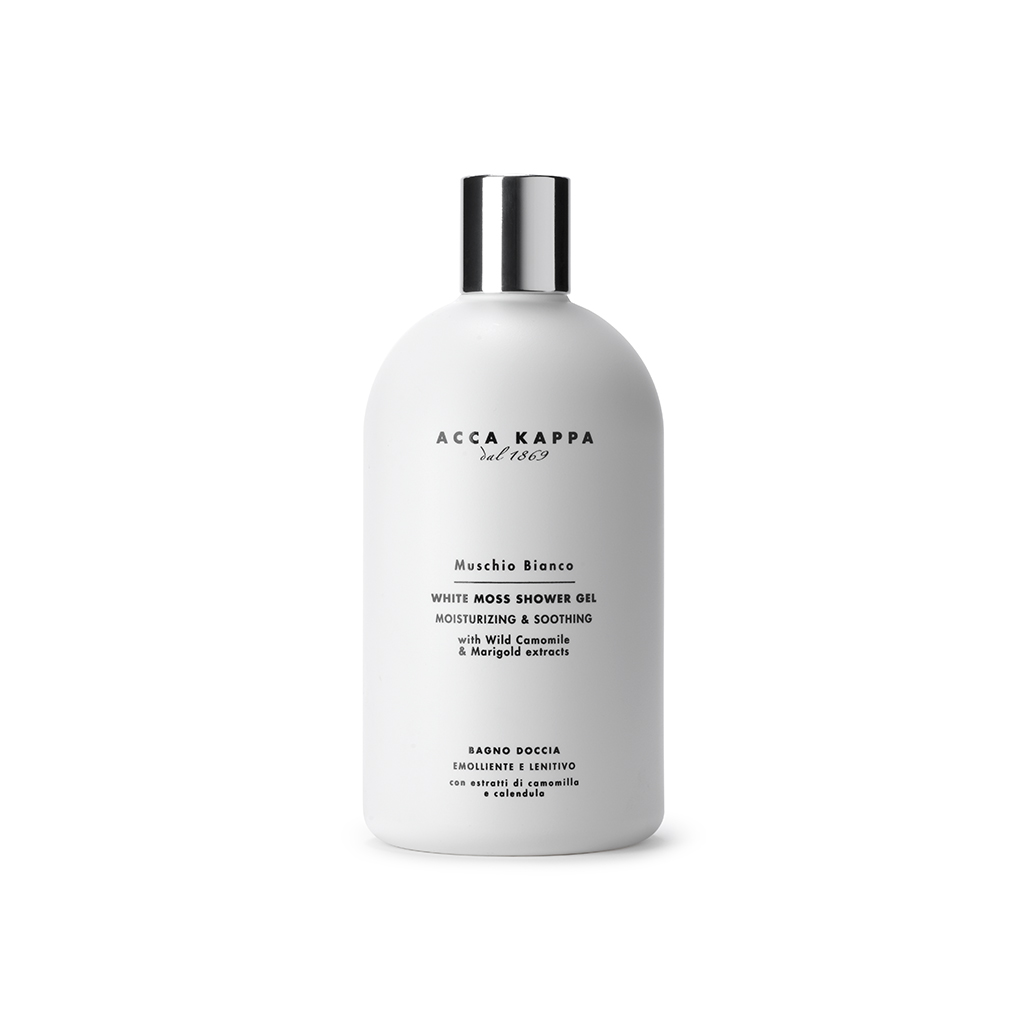 Acca Kappa White Moss Shampoo & Shower Gel
