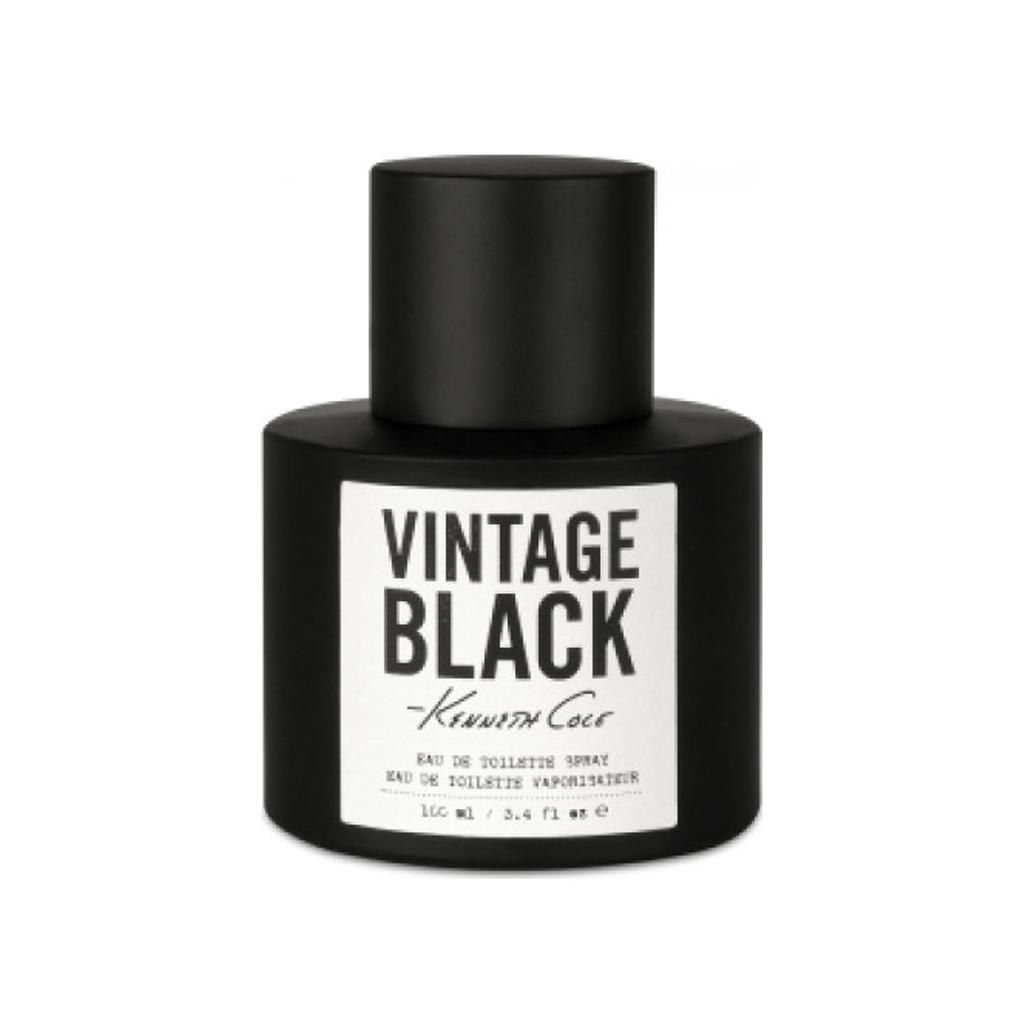 Vintage Black Eau de Toilette 100ml