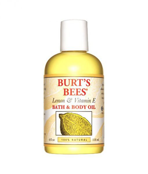 Burt's Bees Lemon & Vitamin E Bath & Body Oil