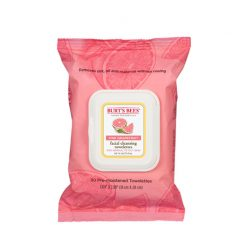 Burt's Bees Pink Grapefruit Facial Cleansing Towelettes