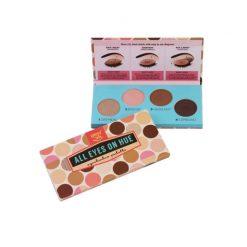 Happy Skin All Eyes on Hue Eyeshadow Palette 1.3G x 4