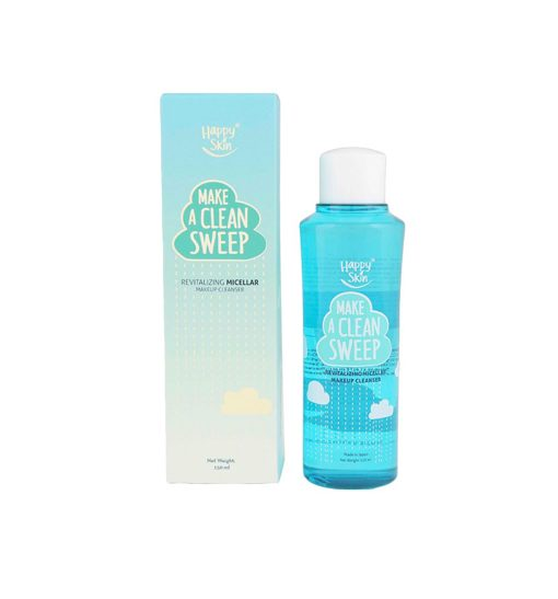 Happy Skin Make a Clean Sweep Makeup Remover 150 ml