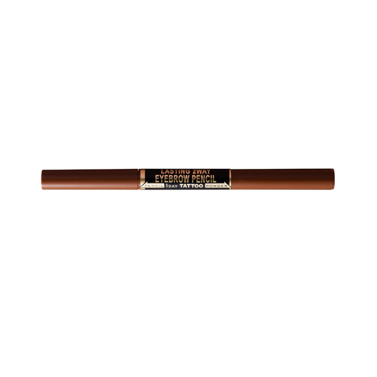 K-Palette 1Day Tattoo Lasting  2Way Eyebrow Pencil - Natural Brown