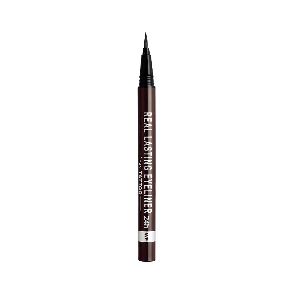 K-Palette 24HR Lasting Eyeliner - Deep Brown