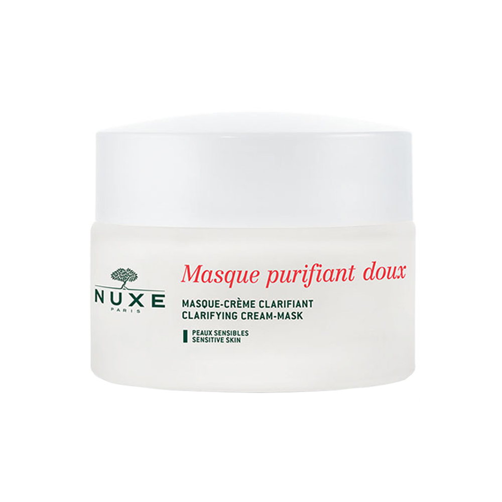 Nuxe Clarifying Cream Mask with Rose Petals