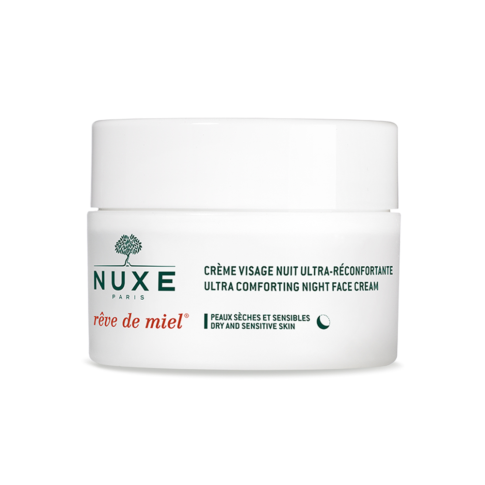 Reve de Miel Ultra Comfortable Night Face Cream