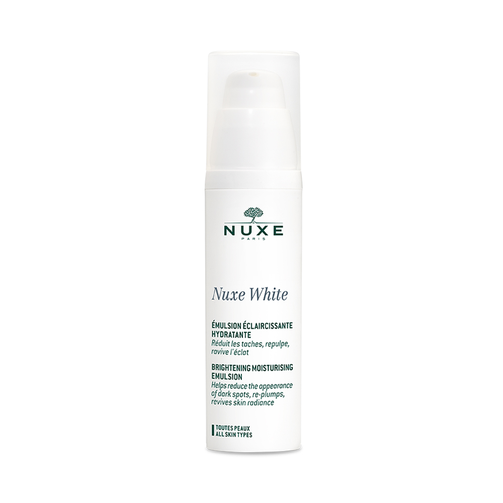 White Brightening Moisturizing Emulsion