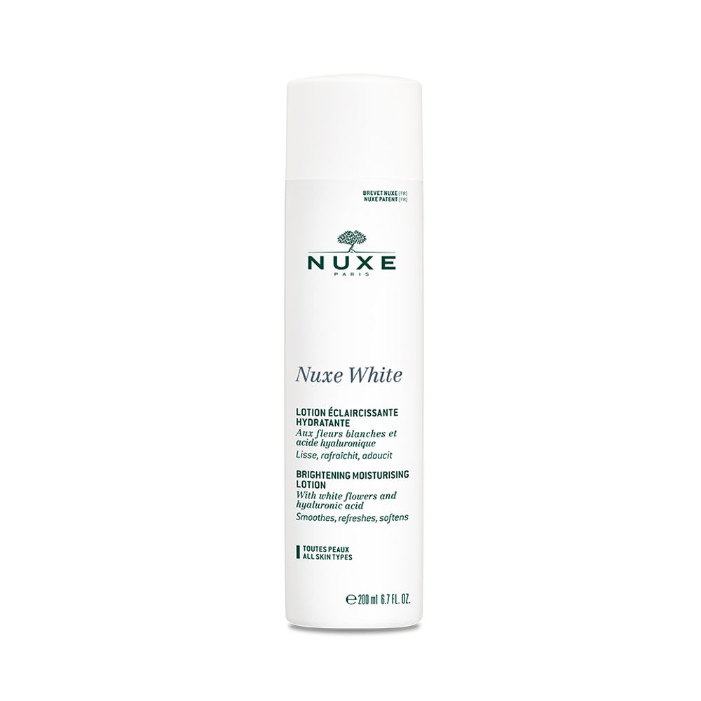 Nuxe White Brightening Moisturizing Lotion