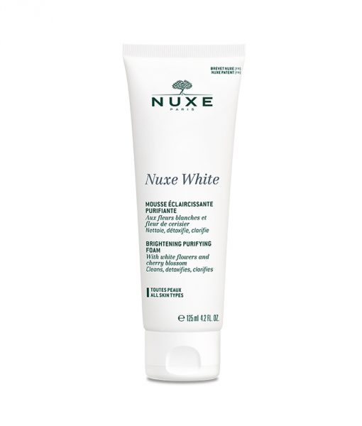 Nuxe White Brightening Purifying Foam Cleanser