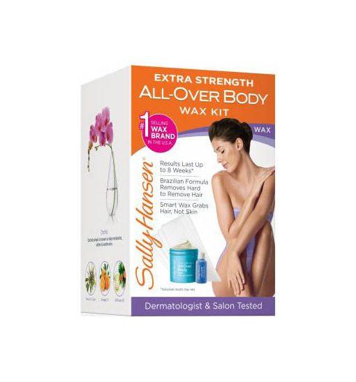 Sally Hansen Extra Strength Body Wax Removal