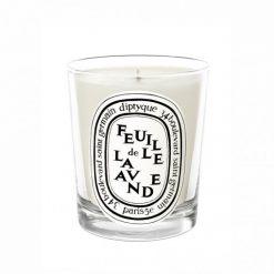 Diptyque Scented Candle Feuille De Lavande