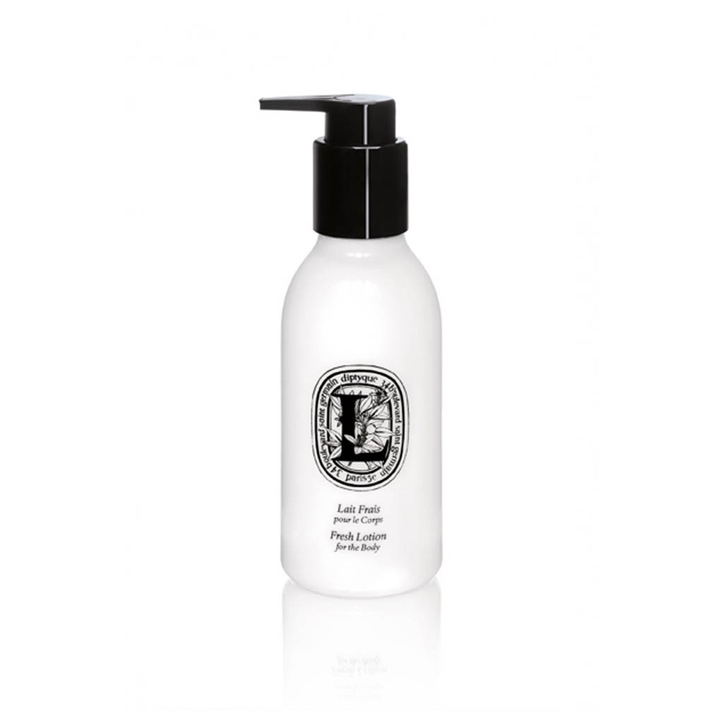 Fresh Body Lotion with Dispenser