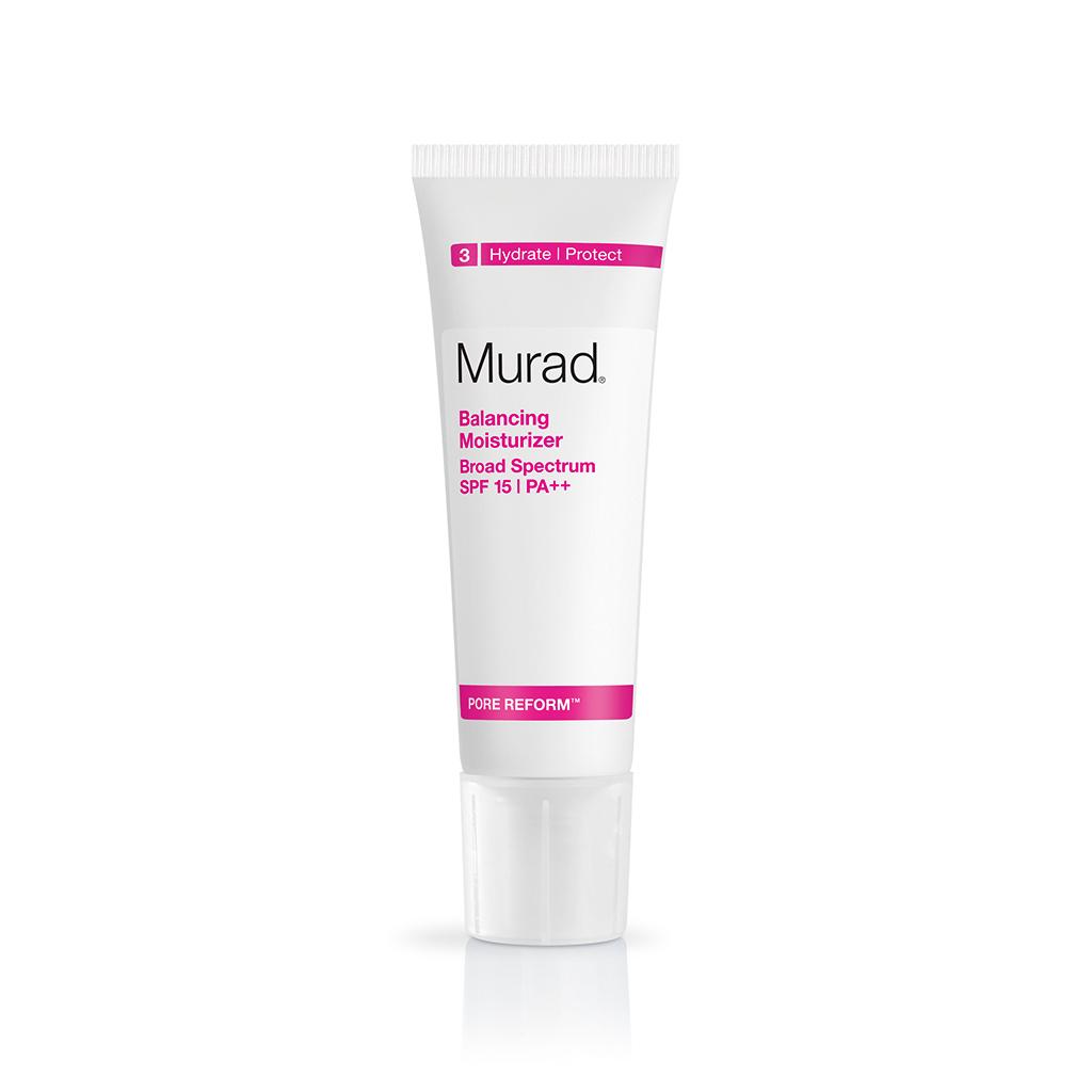 Murad PR Balancing Moisturizer Broad Spectrum SPF 15 PA++