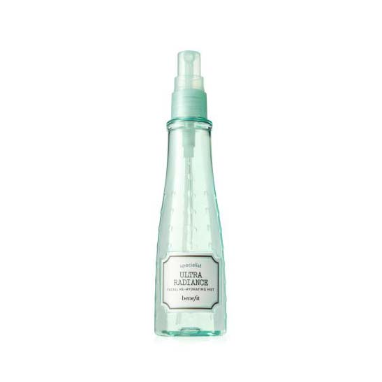 Benefit Ultra Radiance Facial Rehydrating Mist