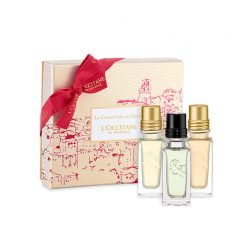 L'Occitane La Collection de Grasse Mini Eau De Toilette Set