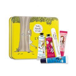 L'occitane Shea Butter Gift Set (Medium Box)