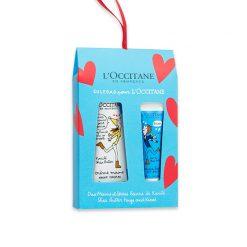 L'occitane Shea Butter Gift Set (Small Box)