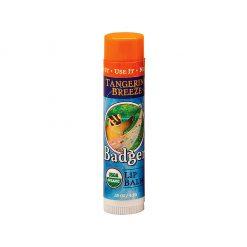 Bagder Tangerine Breeze Lip Balm Stick