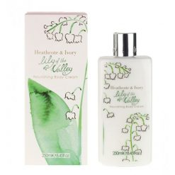 Heathcote & Ivory Lily of the Valley Nourishing Body Cream 250ml
