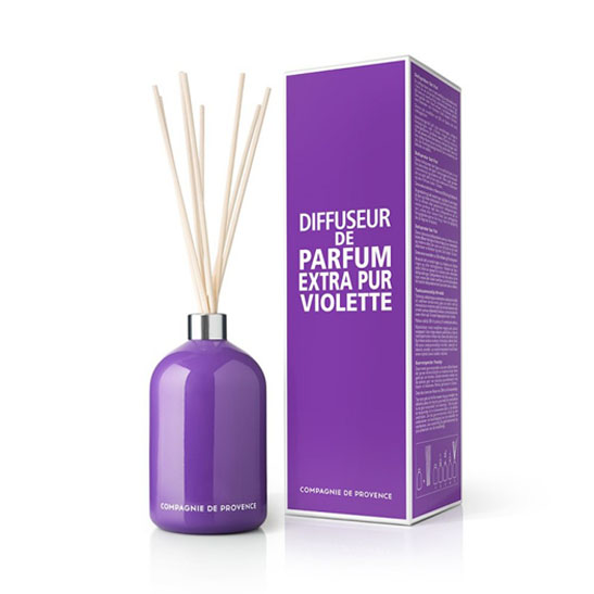Compagnie De Provence Extra Pur Fragrance Diffuser Sweet Violet