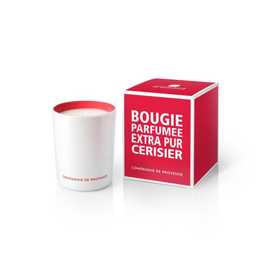 Compagnie De Provence Extra Pur Scented Candle Cherry Blossom