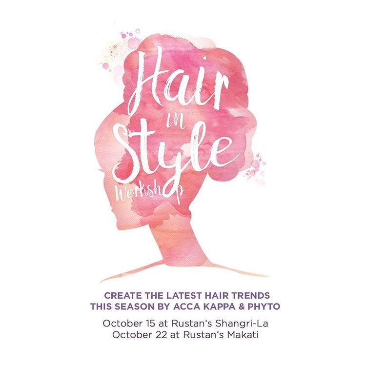 Hair in Style Workshop