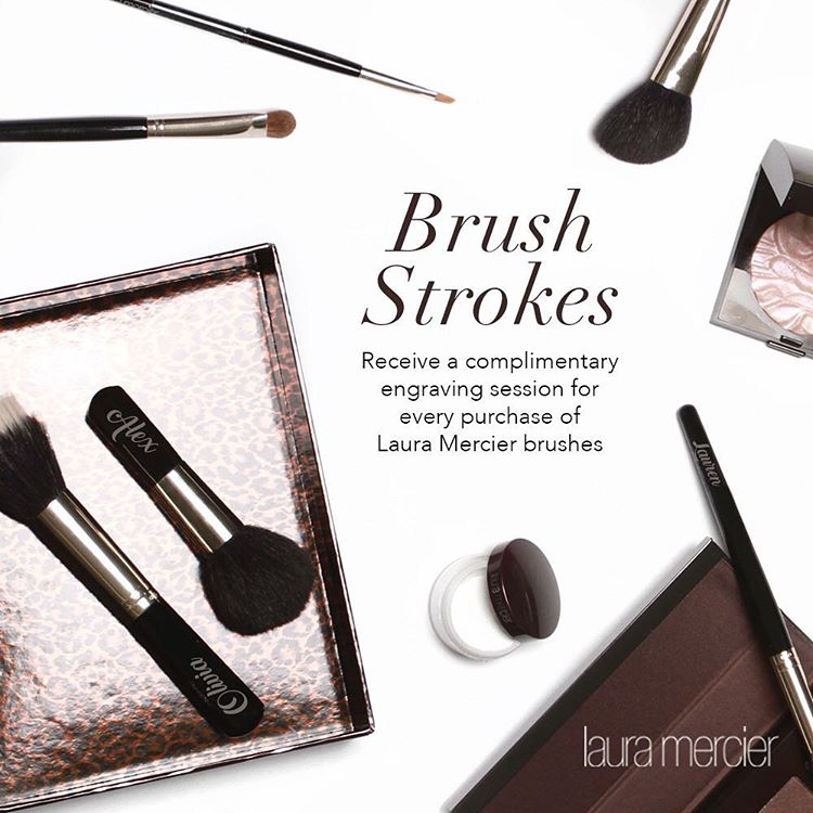 Laura Mercier Brush Strokes
