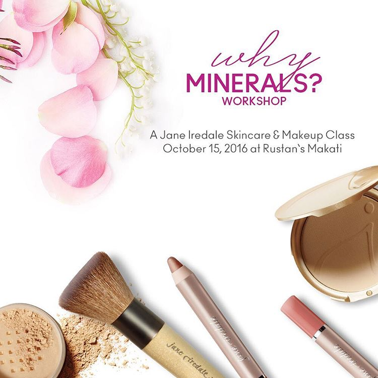 Why Minerals? Workshop